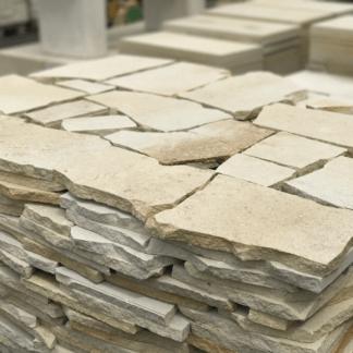 Sandstein Polygonalplatten